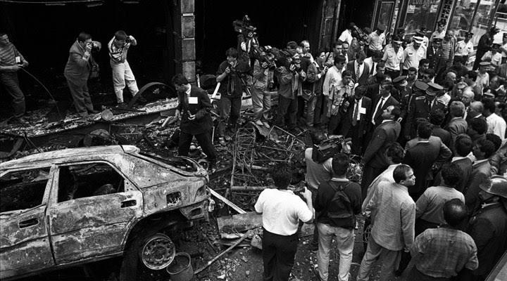 Katliamın Üzerinden 27 Yıl Geçti