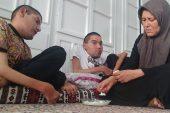 Suriyeli Engelli Kardeşler Annelerine Kavuştu