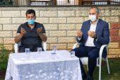 Adalet Bakanından Duygu Delen'in ailesine ziyaret