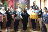 Kadınlar Gaziantep'te İstanbul Sözleşmesi'nin Önemini Vurguladı
