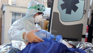 Türkiye'de Covid-19'dan Ölenlerin Sayısı 6 Bini Geçti