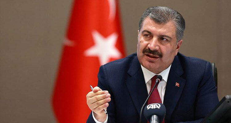 Türkiye'nin Bugünkü Koronavirüs Tablosu