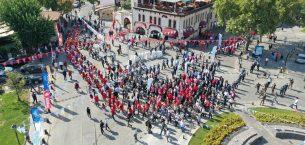 Gaziantep'te Teknofest Coşkusu