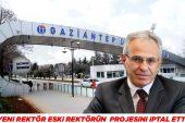 Yeni rektör duyurdu: GAÜN'ün konut projesi iptal edildi