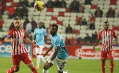 Gaziantep FK Antalyaspor deplasmanında