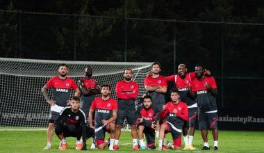 Gaziantep FK genç oynatmıyor