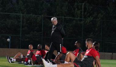Gaziantep FK takımına güveniyor
