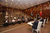 Şahinbey'de ekim ayı meclis toplantısı yapıldı