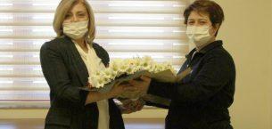 GAÜN Hastanesi Başhemşiresi Pınar Kıyak oldu