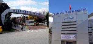 GAÜN ile Monastir Üniversitesi Arasında Akademik İşbirliği