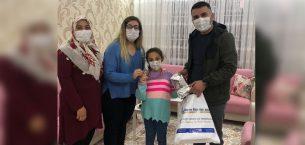 Özel Gaziantep Amerikan Kültür Koleji kitap okuma birincilerini ödüllendirdi
