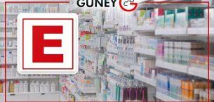 Gaziantep'te nöbetçi eczaneler| 19 Nisan 2021