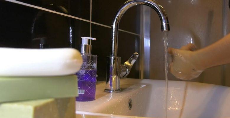 Gaziantep salgın döneminde günlük 30 bin ton fazla su tüketiyor