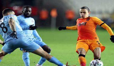 Gaziantep FK 1-2 Galatasaray