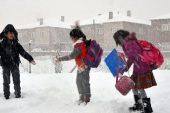 Gaziantep Valiliği'nden 'kar tatili' kararı