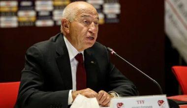 Nihat Özdemir seyircili maçlar için tarih verdi