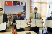 Azez İslami İlimler Fakültesi için protokol imzalandı