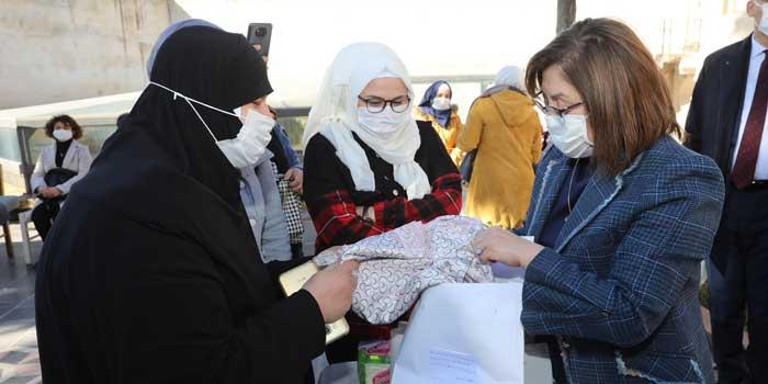 Gaziantep'te kadınlar için yeni model