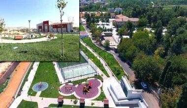 Gaziantep'te 5 milyon metrekare alan ağaçlandırıldı