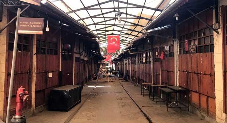 Gaziantep'in tarihi dokusunu usta eller onaracak