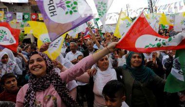 Araştırma: HDP'ye en mesafeli seçmenler hangi partide?