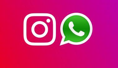 WhatsApp ve Instagram'da bağlantı sorunu