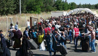 Suriyeliler en çok hangi ilde yaşıyor? Gaziantep kaçıncı sırada
