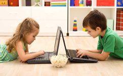 Çocukları Dijital Dünyadan Korumanın Yolları