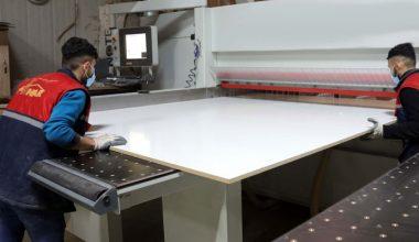 Gaziantep'te mobilyacılar ham madde sıkıntısı yaşıyor