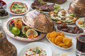 Ramazan sofralarına özel tarifler