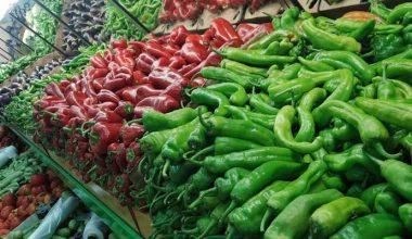 Tarım ürünlerinde fiyatlar uçtu, şampiyon sivri biber