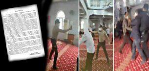 Camideki biber gazlı müdahale nedeniyle emniyet müdürü emekliliğini istedi