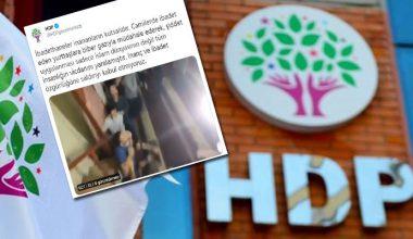"""HDP  """"İnanç ve ibadet özgürlüğüne saldırıyı kabul etmiyoruz"""""""