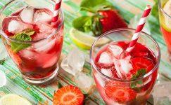 Sıcaklarda tarifi kolay  içecekler