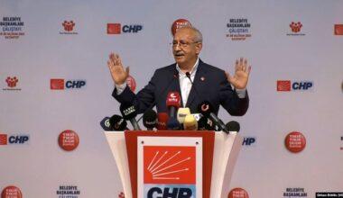 """Kılıçdaroğlu """"İktidar Olursak Siyasi Ahlak Kanunu'nu Getireceğiz"""""""