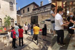 Bayram tatilinde müzelere yoğun ilgi!