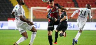 Gaziantep FK-Beşiktaş