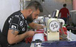 Yüzbinlerce Suriyeli Merdiven Altı Atölyelerde Kayıt Dışı Çalıştırılıyor
