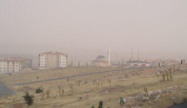 Türkiye geneli için kül uyarısı!