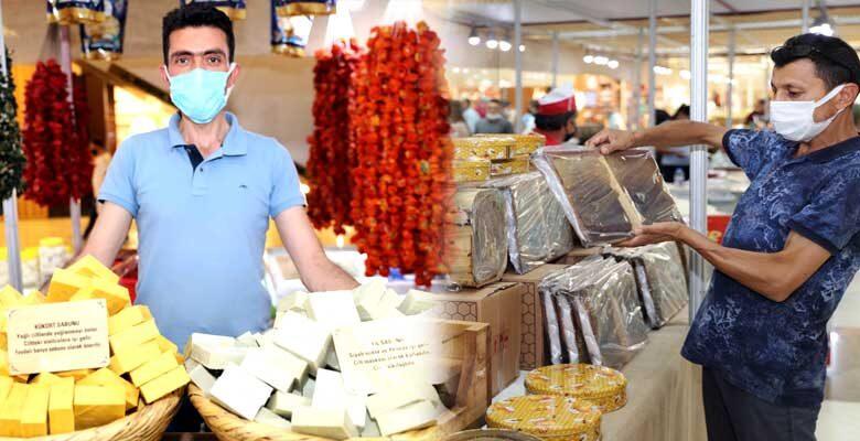 Gaziantep'te yöresel ürün günleri