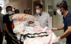 108 yaşındaki kadın koronavirüsü yendi